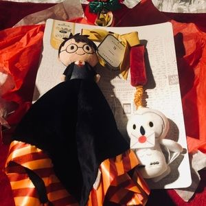 Harry Potter & Hedwig Gift Set